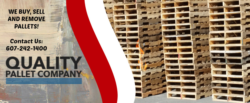 Quality Custom Pallets in Elmira, Syracuse & Binghamton, New York